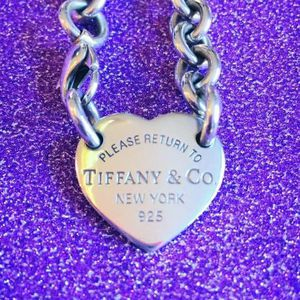 Return To Tiffany Heart Tag Necklace Choker for Sale in Fort Lauderdale, FL