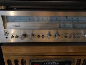 Technics stereo. Receiver sa5370 for Sale in Pittsburgh, PA