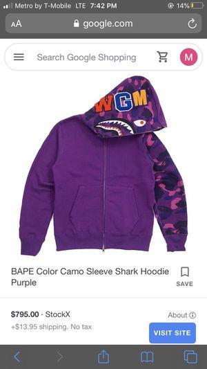 Bape hoodie for Sale in Alameda, CA