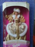 Winter Holiday Barbies