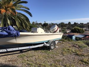 Classic mako with big power for Sale in San Diego, CA