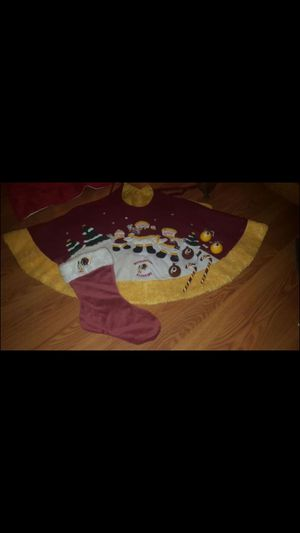 Redskins Christmas stuff for Sale in Gaithersburg, MD
