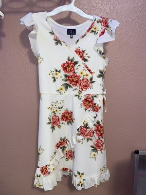 Flower dress for girl for Sale in Industry, CA