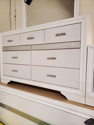 Miranda Dresser, White for Sale in Santa Ana, CA