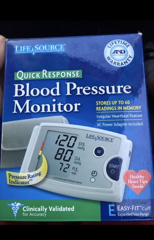 Blood Pressure Monitor for Sale in Fresno, CA