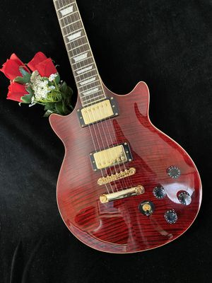 Like New Gorgeous Flame Top Epiphone Genesis Electric Guitar for Sale in Las Vegas, NV