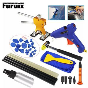 PDR tools paintless dent repair tools Dent Repair Kit Car Dent Puller with Glue Puller Tabs Removal Kits for Vehicle Car Auto for Sale in Bethesda, MD