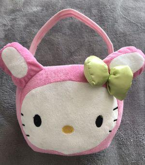 Halloween Hello Kitty Plush Basket Trick or Treat for Sale in Alexandria, VA