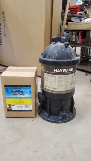 Hayward c250 pool filter for Sale in Kent, WA