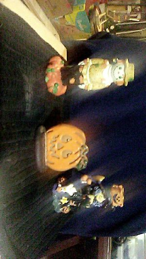 Halloween Candle Holders for Sale in Ashford, CT