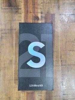Samsung Galaxy S21 Ultra 5G Unlocked for Sale in Lynnwood,  WA