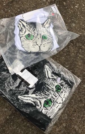 Gucci Cat Tee for Sale in Gulfport, MS