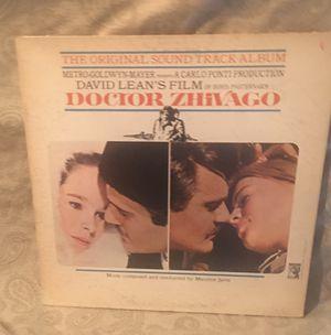 Doctor Zhivago Vinyl LP Album for Sale in Barrington, IL