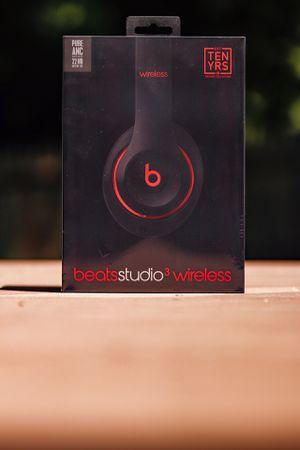 Beats Studio3 Wireless Headphones for Sale in Billerica, MA