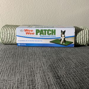 "Four Paws Original Medium Wee Wee Patch Replacement Grass (20"" Long x 30"" Wide) for Sale in Austin, TX"