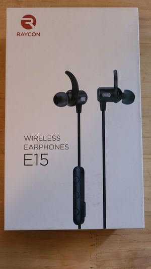 Raycon wireless Bluetooth headphones for Sale in Philadelphia, PA