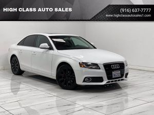 2009 Audi A4 for Sale in Rancho Cordova, CA