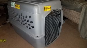 Large Travel Kennel (Airline Usable) for Sale in Seattle, WA