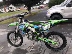 2018 Kawasaki kx250f for Sale in Beckley, WV