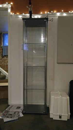 Glass case. for Sale in Denver, CO