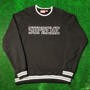 Supreme Crewneck Black Great Deal & Condition for Sale in Chandler, AZ