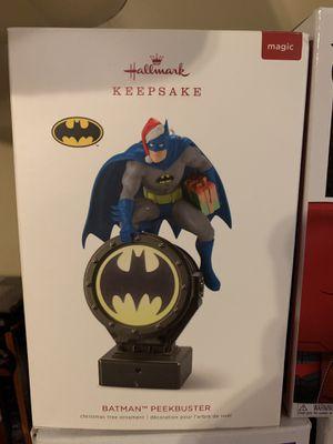 Batman ornament for Sale in Peoria, IL