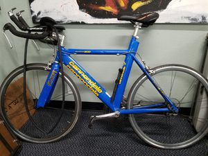 2000 Cannondale multisport 800 triathalon bike for Sale in Spring Valley, CA