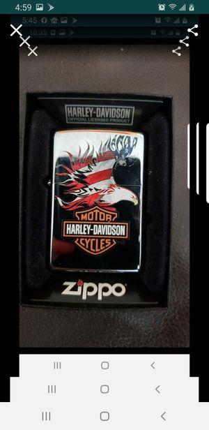 Harley Davidson zippo lighter for Sale in Orlando, FL