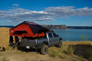CVT Tent Tacoma Bed Bars for Sale in Bothell, WA