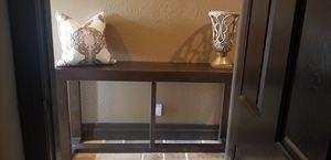 Restoration hardware console sofa table for Sale in Glendale, AZ