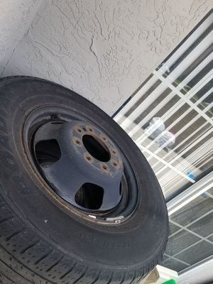"17"" Dually wheels for Sale in Alpine, CA"