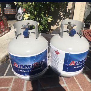 Propane Tanks for Sale in Stockton, CA