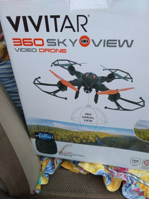 Vivitar 360 Sky View GPS Video Drone for Sale in Brooklyn Center, MN