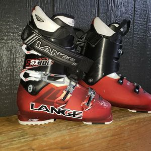 Lange Ski Boots Size 265 for Sale in Snoqualmie Pass, WA