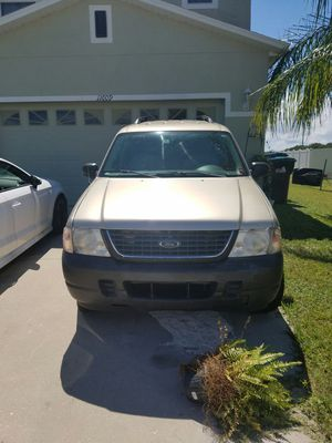 Ford Explorer 2003 only One Owner for Sale in Orlando, FL