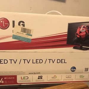 "LG TV 24"" for Sale in Colton, CA"