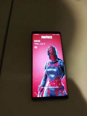 Att galaxy note 9 trade for iPhone xr x or 8 plus for Sale in Worcester, MA