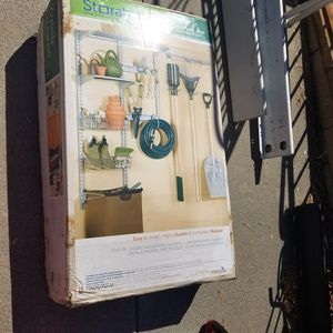 Shed storage shelf for Sale in Montclair, CA