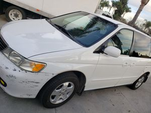 Honda Odyssey EX 2001 for Sale in Norco, CA