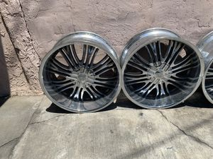 """Rims 22"""" for Sale in Los Angeles, CA"""