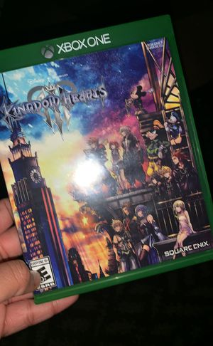 KINGDOM HEARTS 3 NEED GONE ASAP. for Sale in Waterbury, CT