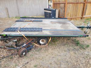 Trailer 8x10 tilt $1100 obo/ trade? for Sale in Sunnyside, WA