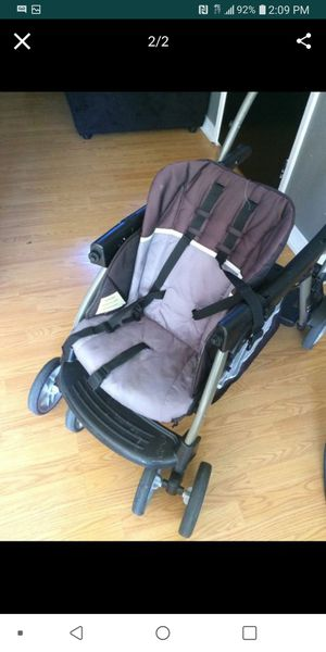 $15 double stroller great condition just missing sun shade for Sale in San Diego, CA