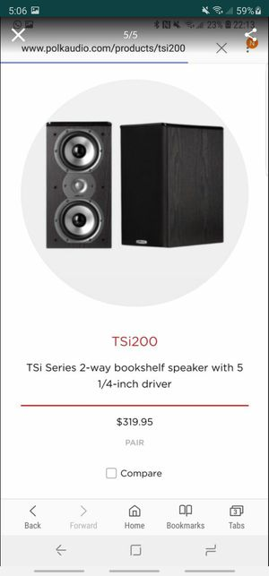 Speakers and Receiver for Sale in San Diego, CA