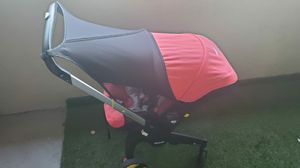 Doona Car Seat Stroller + Base for Sale in San Jose, CA