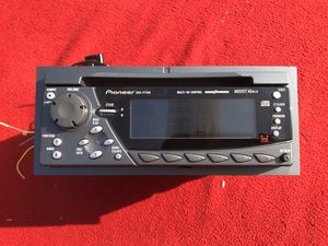 Pioneer DEH-P77DH Car Stereo Receiver CD player MOSFET 45Wx4 Not tested But looks super clean, like never used! Pickup location at 4001 N. Pima Rd for Sale in Scottsdale, AZ
