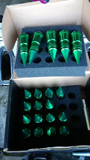 Spike lugg nuts........NEW for Sale in Dallas, TX