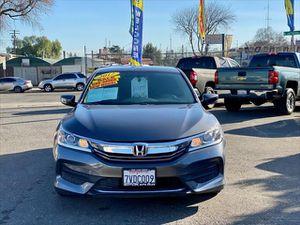 2017 Honda Accord Sedan for Sale in Modesto, CA
