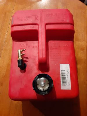 3 Gallon Gas Tank with Gas Line for Sale in San Diego, CA