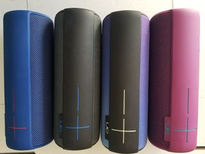 (2 PACK) Logitech UE Megaboom 1 for Sale in San Jose, CA